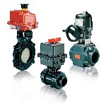 control valves for chemical process operations