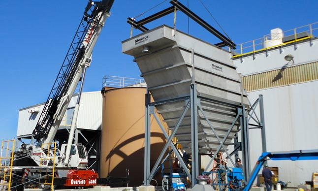 Waste Water Treatment - Monroe Environmental